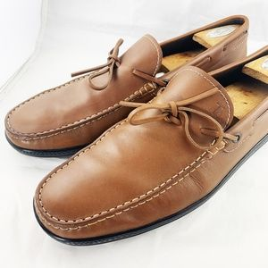 TOD's City Gommino Driving Loafer 11(12US) Leather